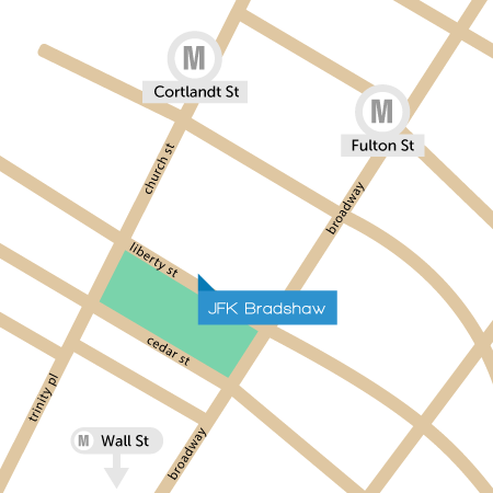 JFK Bradshaw New York