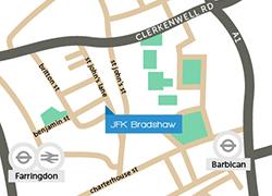 Small JFKB Map